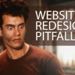 seo website redesign pitfalls