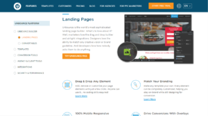 Unbounce Landing Page Testing