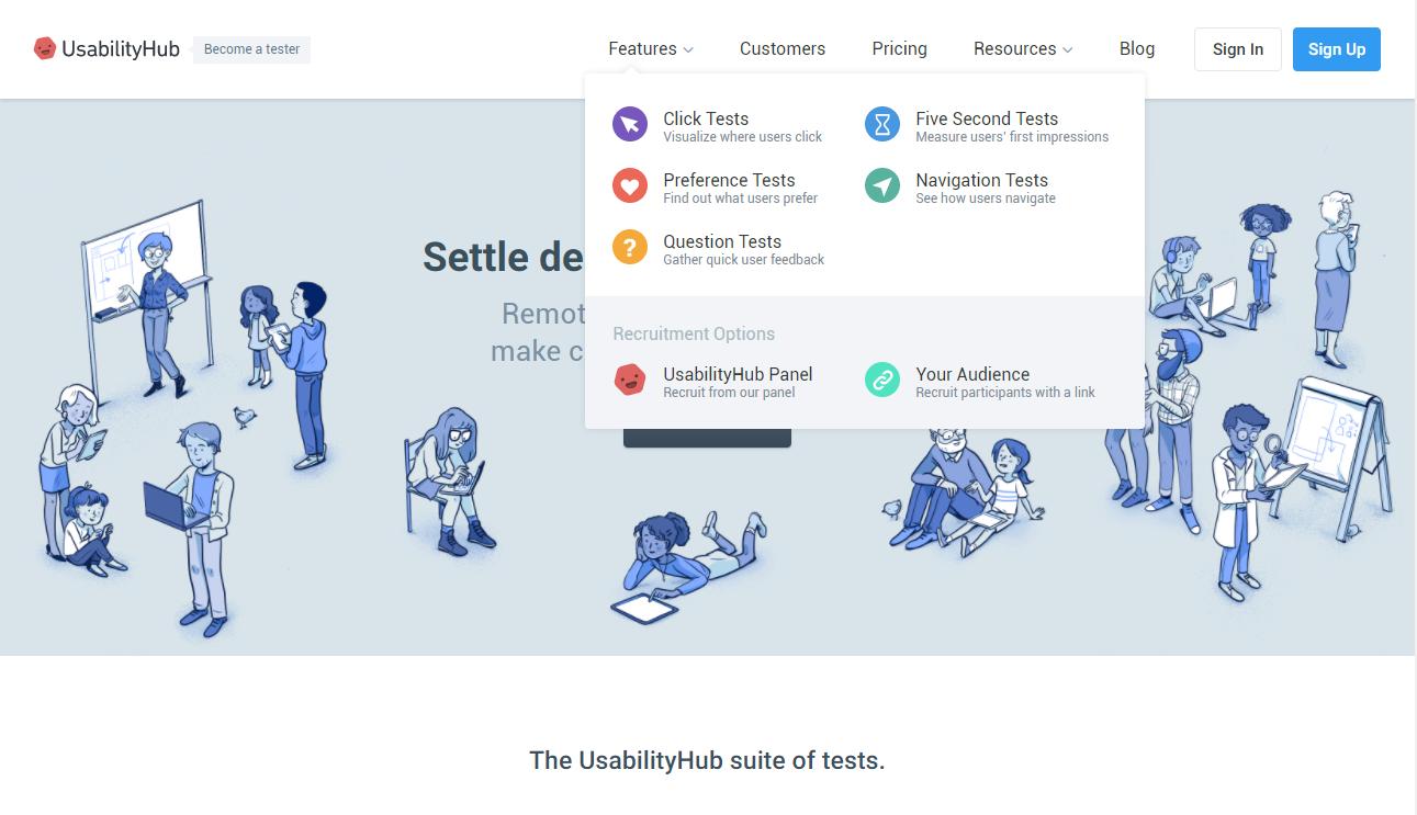 Usability Tests For Website Design